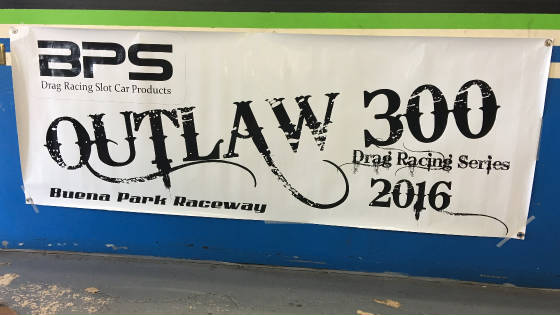 BPS Outlaw 300 Drag Racing Series